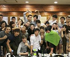 韓国留学のクラスメイト