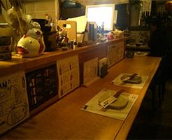 ソウルの日本風居酒屋