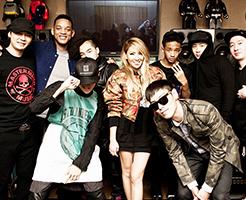YGのアメリカ進出