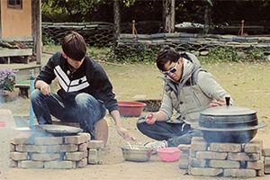 tvN「三度の食事~チョンソン編~」