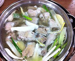 韓国で出会った料理