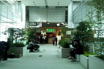 仁川国際空港内のおすすめレストラン