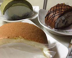 豆乳ケーキ「はらロール」韓国一山店