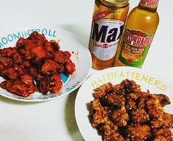 韓国料理タッカンジョンの作り方