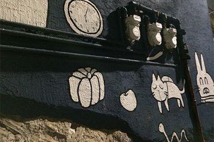 ヘファ大学路(テハンノ)の壁画村で芸術を楽しむ