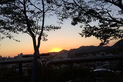 駱山(ナクサン)公園