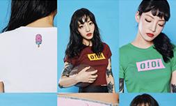 ソウルのストリートで見かける韓国ブランド