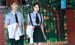 韓国の可愛い制服事情