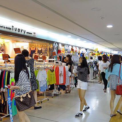 江南駅地下ショッピングセンター