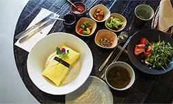 仁寺洞のモダンなお店でオシャレ韓国料理