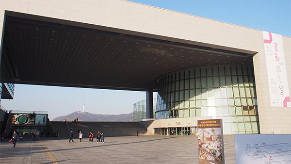 国立中央博物館は、世界で6番目