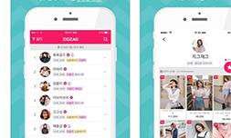 韓国ファッション通販サイトがひと目で見れるアプリ