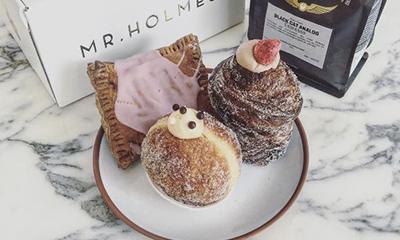 カフェ「Mr Holmes Bakehouse Korea」