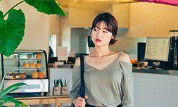 オフショル特集! 韓国通販サイト