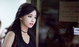 黒髪ヘアスタイル