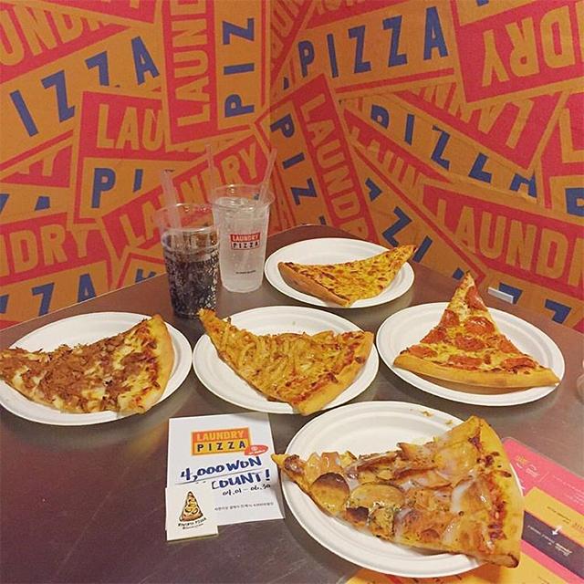 ランドリーピザ