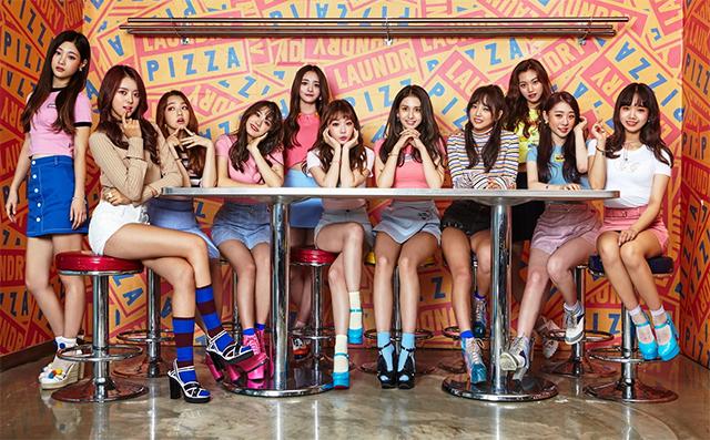 IOIから広がるアイドルグループ
