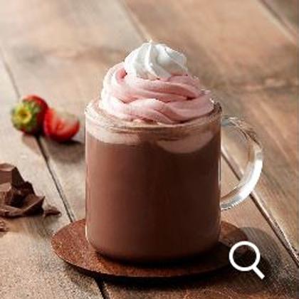 Starbucks Coffee サンタハットダークモカ