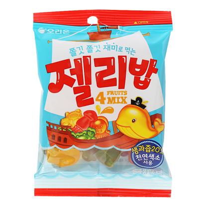 韓国版おっとっとグミ(젤리밥)