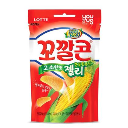 韓国版とんがりコーングミ(꼬깔콘 젤리)