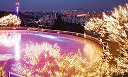 韓国で冬の定番デートコース