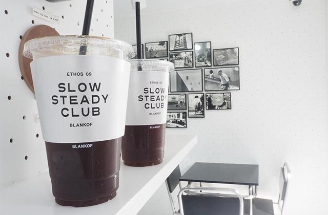 「SLOW STEADY CLUB」/ 三清洞