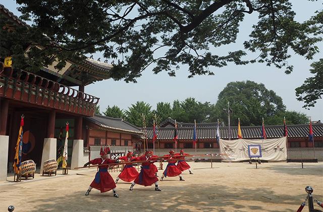 水原華城の歴史