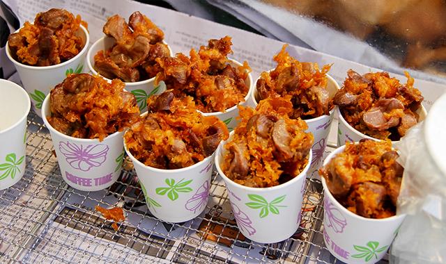 한국통닭@鍾路3街(チョンノサムガ)