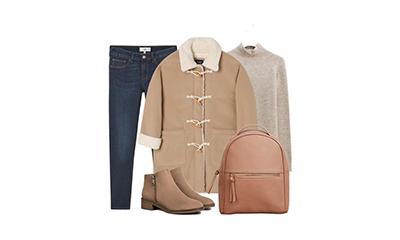 韓国らしいファッションのためのバッグ&コーデ特集