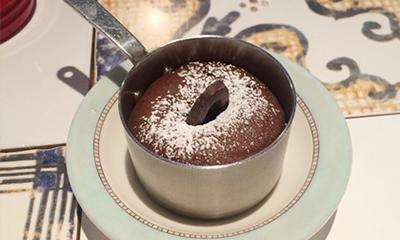 ソウルで食べられるおいしいチョコレートケーキ
