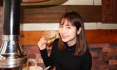 低カロリーで韓国女子に大人気!焼肉「カルメギサル」