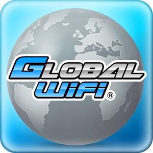 グローバルWi-Fiのアプリ