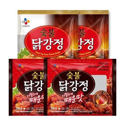 숯불 닭강정(スップルタッカンジョン)