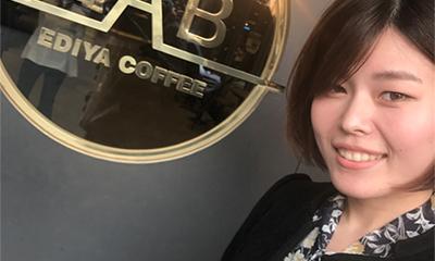 カンナムのEDIYA COFFEE LAB(イディヤコーヒーラボ)