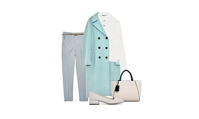韓国OL風ファッション♡春の出勤ルック