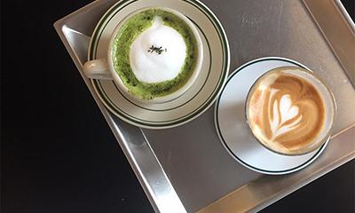 満席注意のお洒落カフェ「samecafe」