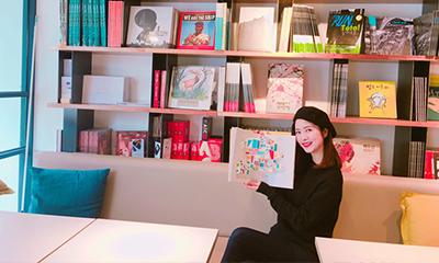韓国のおすすめブックカフェ♡「노란우산 / yellow umbrella」