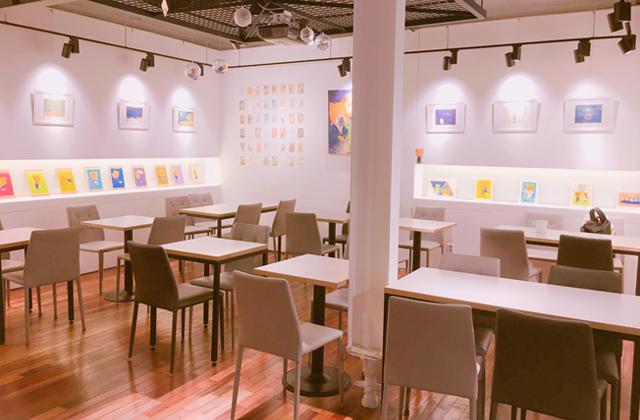 2Fはカフェ&作業スペース