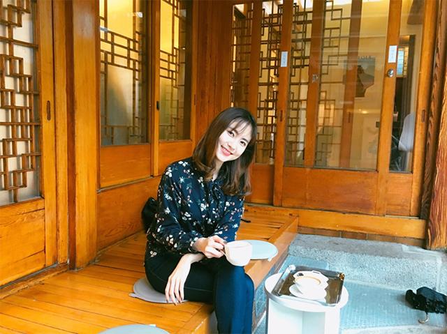 観光で韓国