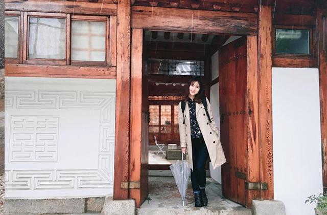 韓国の伝統家屋