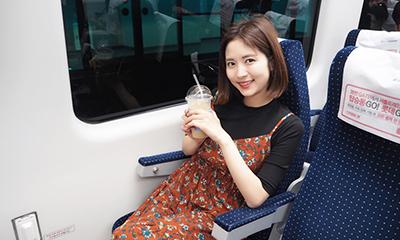 仁川空港直通列車「A'REX」