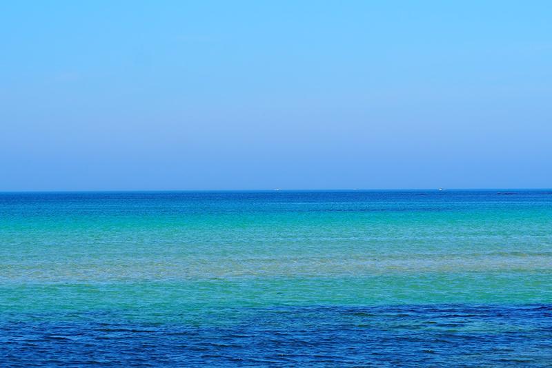 セファ海岸(세화해변)