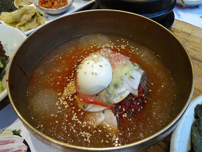 ネンミョン(冷麺)