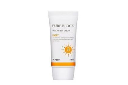 PURE BLOCK Natural Sun Cream