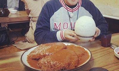 大食いチャレンジメニューを出すお店が韓国で続々