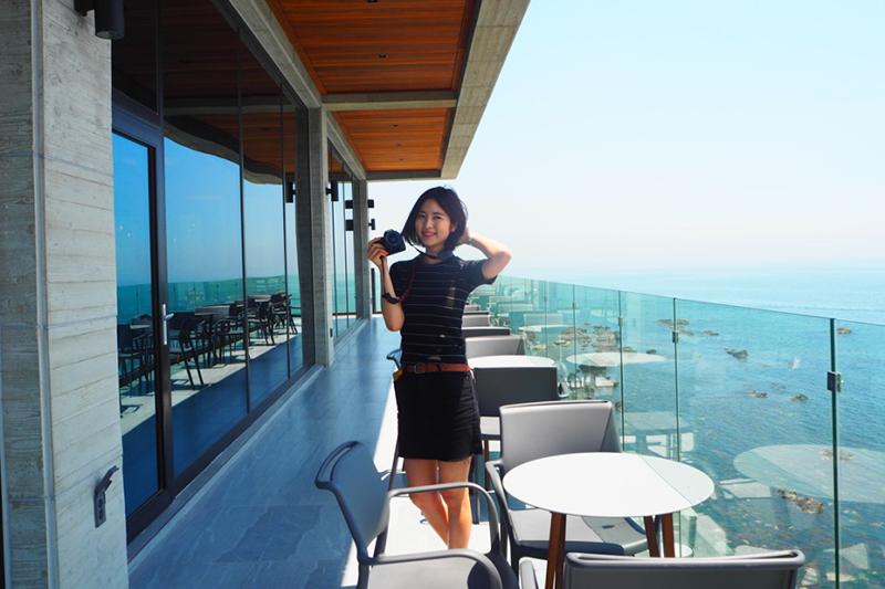 韓国には可愛いカフェ