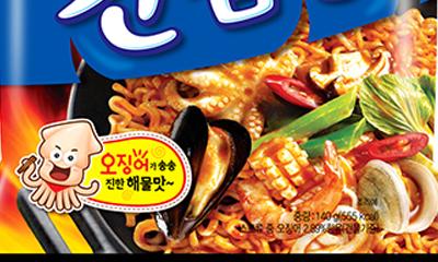 韓国人スタイルの通な食べ方!インスタントラーメン