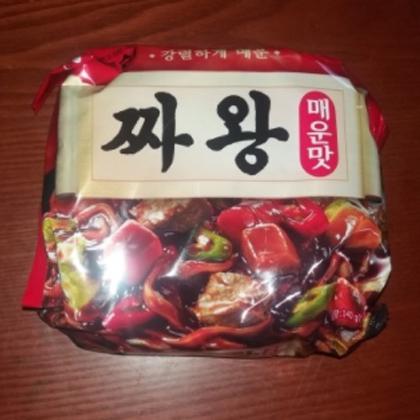 짜왕 매운 맛(チャワン メウンマッ)