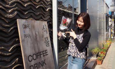 益善洞のカフェ&バー『植物』