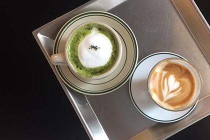 個性的なモダンインテリア『samecafe』